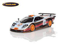 McLaren F1 GTR BMW Gulf Davidoff Le Mans 1997 Bellm/Sekiya/Gilbert-S. Spark 1:43