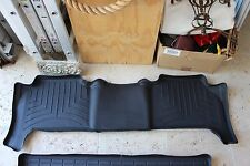 RANGE ROVER SPORT 2012 BACK Seat floor mat WEATHERTECH