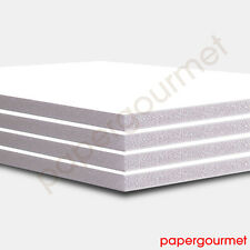 A3 Foam Board 5mm (10 Sheets) Paper Coated, (FOAM CORE) WHITE Ref:FB111