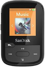 SANDISK CLIP SPORT PLUS 16 GB, indossabile Bluetooth Lettore MP3-Nero