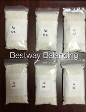 Tire Balancing Beads - 6 bags of 6 oz  Beads-Medium Size-(36 oz total)