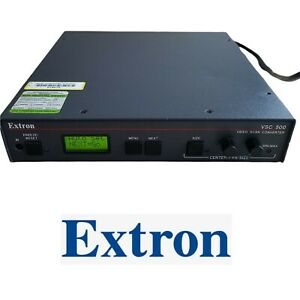 💥Extron VSC 500 High Resolution Computer-to-Video Scan Converter💥