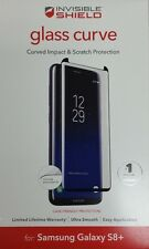 ZAGG Invisible Shield Glass Curve for Samsung Galaxy S8+ PLUS - CLEAR - NEW!!
