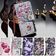 Fr LG Stylo 5 V50 G8 ThinQ Flip Pattern Magnetic Leather Wallet Stand Case Cover
