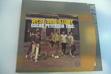 WEST SIDE STORY - THE OSCAR PETERSON TRIO CD DIGIPACK