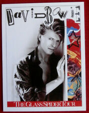 DAVID BOWIE - Individual Trading Card - Card #13 - The Glass Spider Tour