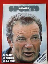 1976 SPORTS magazine n°2 TABARLY SHAW THEVENET MONZON BECKENBAUER GODDET ASSE