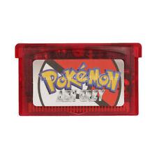 Pokemon Ash Grey Version Game Boy Advance Cartridge English Language Version