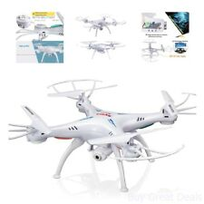 RC Helicopter Quadcopter Drone 2 4GHz 4CH 6 Axis Gyro With HD Wifi Camera
