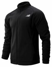 New Balance Men's Tenacity Knit Jacket Black