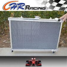 2 ROW aluminum RADIATOR FOR NISSAN SKYLINE S13 CA18 R32 RB20