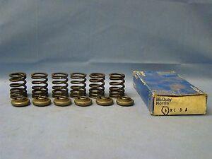 35 - 55 Chevrolet 206 216 235 GMC 228 248 270 Valve Spring Rotator Set 6 Rotocap