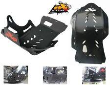 Sabot moteur protection AXP KTM SX 85 2005 - 2009   Noir  , AX1051