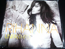 Rihanna Unfaithful Australian Enhanced CD Single – Like New