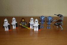LEGO Star Wars Figuren -Set aus #7163 Republic Gunship