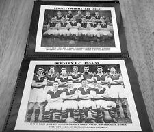 BURNLEY FOOTBALL CLUB Photo Album (1947 - 1960 )