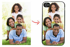 Cover  Personalizzata con l'immagine che vuoi  per iPhone 4, 4s, 5, 5s, 5c, 6