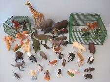 """Britains plastica animali da zoo raccolta """"G"""""""