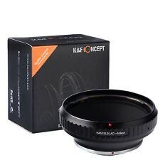 Hasselblad V CF mount lens to Nikon F Mount Adapter D600 D800 D5200 D7100 HB-AI