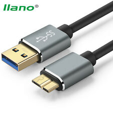 0.5m USB 3.0 Type A to Micro B Cable HighSpeed Data Sync For External Hard Drive