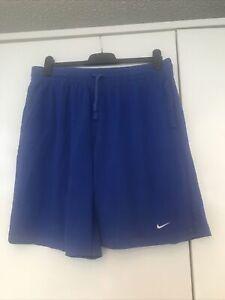 Blue Nike Shorts Size Xl