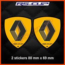 0051 autocollant RENAULT SPORT BLACK sticker decal aufkleber Clio Megane Twingo