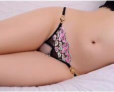 Mini micro slip perizoma string tanga Thong tipo Lola Luna donna lingerie fetish