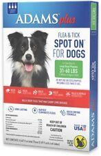 Adams Plus Flea & Tick Spot On Dog Large 3 Month Supply