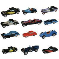 2012 BUGATTI des VOITURES MYTHIQUES FEVE PORCELAINE 3D modèles au choix