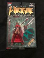 Witchblade Series 1 Medieval Witchblade Scarlet Action Figure Top Cow Moore Toy