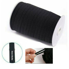200 Yards Length DIY Braided Elastic Band Cord Knit Band Sewing  5mm US Stock