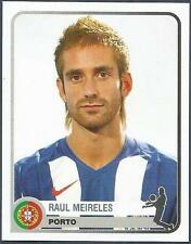PANINI 1955-2005 CHAMPIONS OF EUROPE- #287-PORTO-RAUL MEIRELES