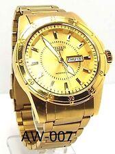 New Citizen Man  Gold-tone, Gold-dial, Dress Watch