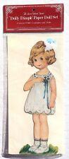 Vintage Sealed 1983 Dolly Dimple Paper Doll Set (Merrimack)
