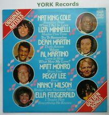 ORIGINAL ARTISTS - GOLDEN SONGS - Various - Excellent Con LP Record MFP 50246