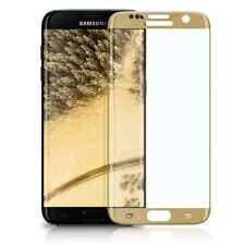 3D Panzer Glas für Samsung Galaxy S7 Edge Display Schutz Folie Full Screen Cover
