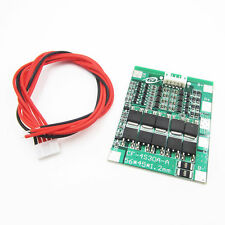 4S 14.8V 30A Li-ion Lithium 18650 Battery BMS Packs PCB Protection Board - L30