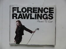 CD 2 titres FLORENCE RAWLINGS Hard to get DRAMCDS0050