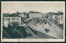 Udine Città Casa del Littorio Fascismo cartolina QT2716