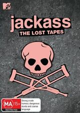 Jackass - The Lost Tapes (DVD, 2009) R4 PAL NEW FREE POST