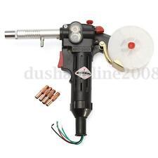 NBC-200A Euro MIG Pistolet Bobine Soudage Soudure Souder Adaptateur + 4x Pointe