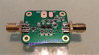 DC 12V 10KHz-1GHz 10dBm RF Broadband Low Noise Amplifier LNA Module HF VHF UHF