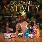 Sterling Innovation Origami Nativity Set with Keepsake Box Brand New in Box