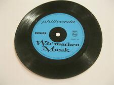 Flexi Disc Schallfolie Wir machen Musik Philips Philicorda