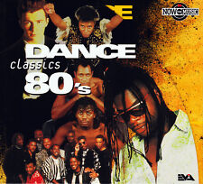 NOW THE MUSIC - Dance Classics 80's 16TR CD 1996 Holland print