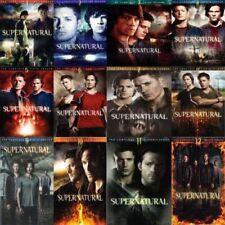 Supernatural Complete Seasons 1-12 DVD Set Series Collection TV Show Bundle Lot