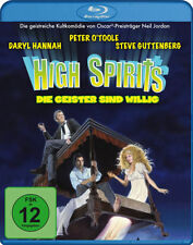 HIGH SPIRITS (Daryl Hannah, Peter O'Toole) -  Blu Ray - Sealed Region B for UK