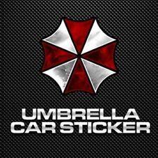 Resident Evil Umbrella Corp. Car Sticker Auto Vinyl Decal Laptop Iphone Helmet