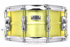 Yamaha Recording Custom Brass Snare Drum 14x6.5