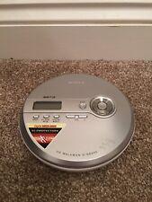 Walkman Sony D-NE240 Cd Completamente Probado/buenas Condiciones De Trabajo/